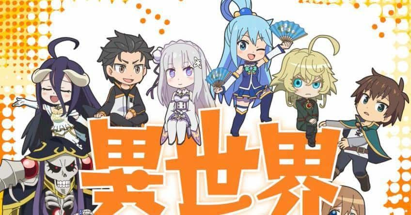 Isekai Quartet Season 2 Episode 7