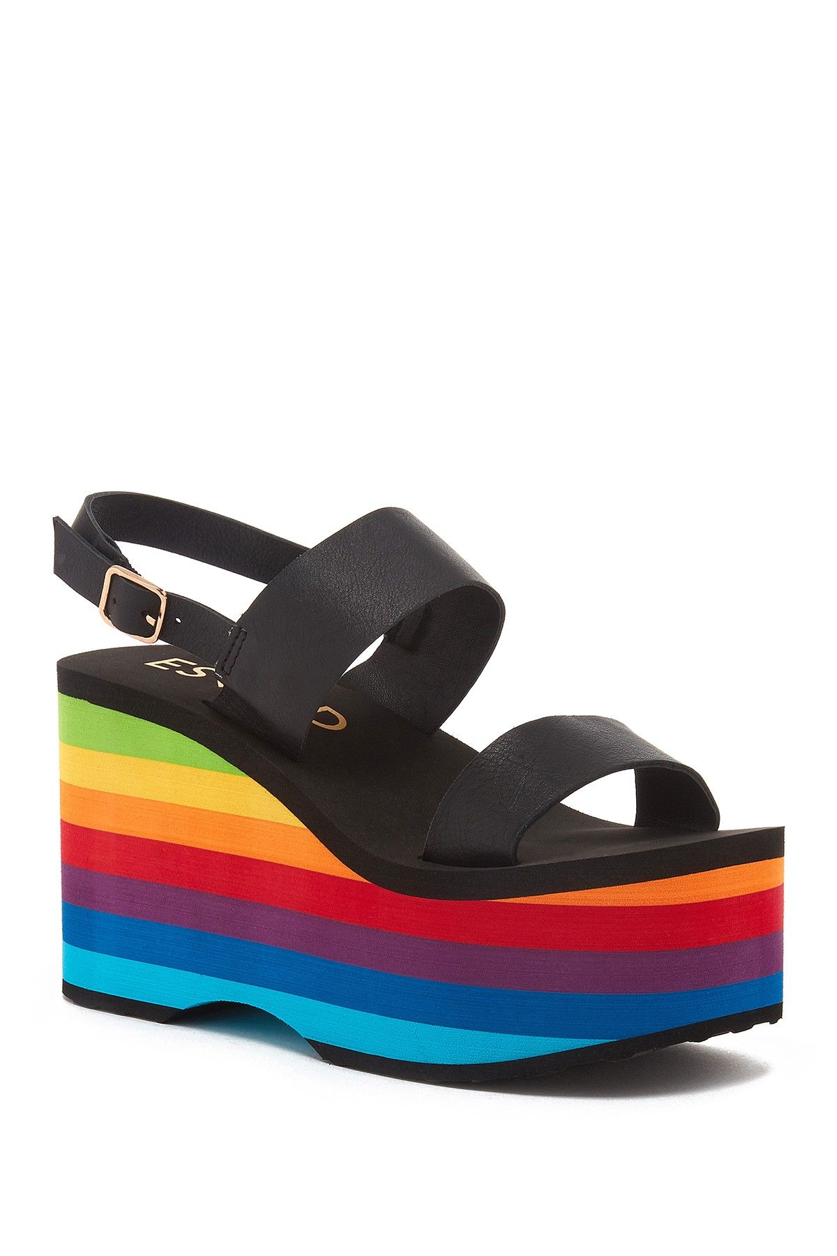 62ba39d8412 Rocket Dog - Copa Rainbow Sandals is now 59% off. Free Shipping on orders  over  100.