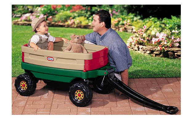 Little Tikes Explorer Wagon