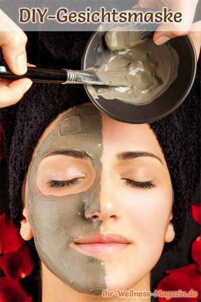 Heilerde Gesichtsmaske Selber Machen Rezept Und Anleitung