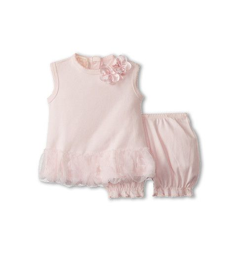 Biscotti Hide And Seek Top And Bloomer Infant Baby Girl Toddler