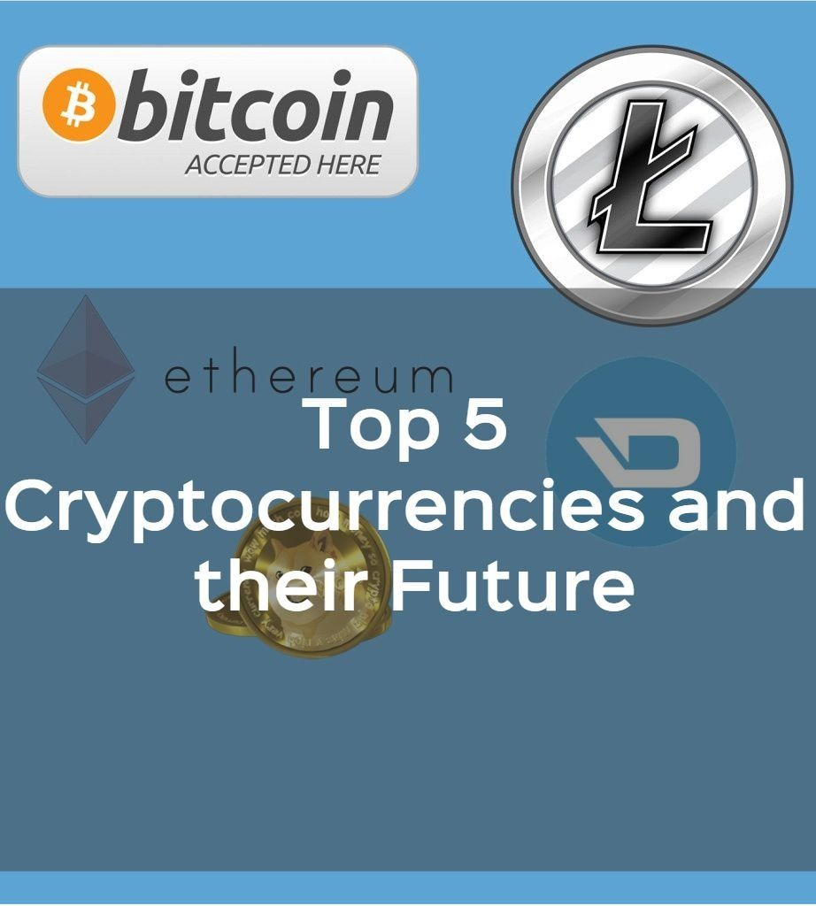 top 5 best cryptocurrency to invest in