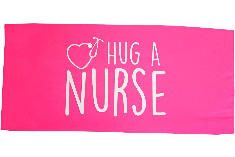 Hug A Nurse Pink
