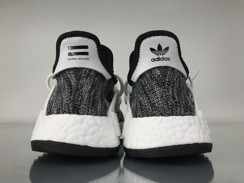 "e142fe9988d Adidas NMD Human Race Pharrell Williams ""Core Black"" AC7359 for Sale 05"