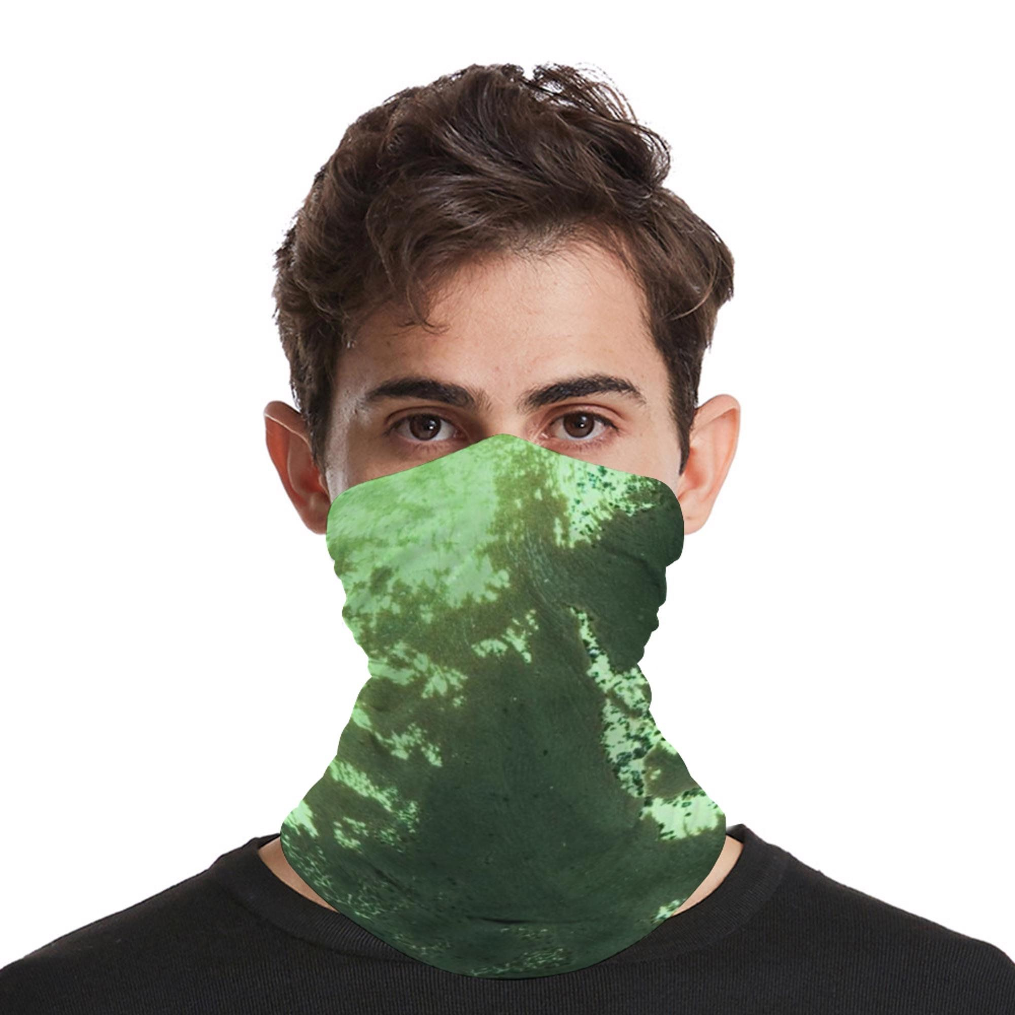 Abstract 6 Magic Scarf Mask Face Bicycle Motorcycle