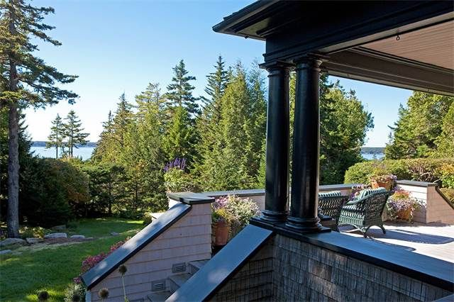 Single Family Home for Sale at Treetops 46 Cooksey Drive Seal Harbor, Maine,04675 United States