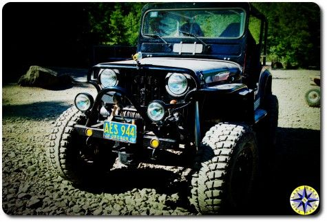 Oregon S 4 Wheeling Gem Jeep Trails Off Road Adventure