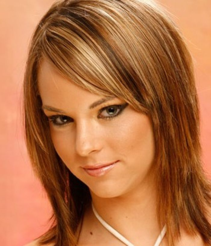 Medium Hairstyles For Thin Hair : Easy medium length hairstyles for fine hair hairstyle ideas