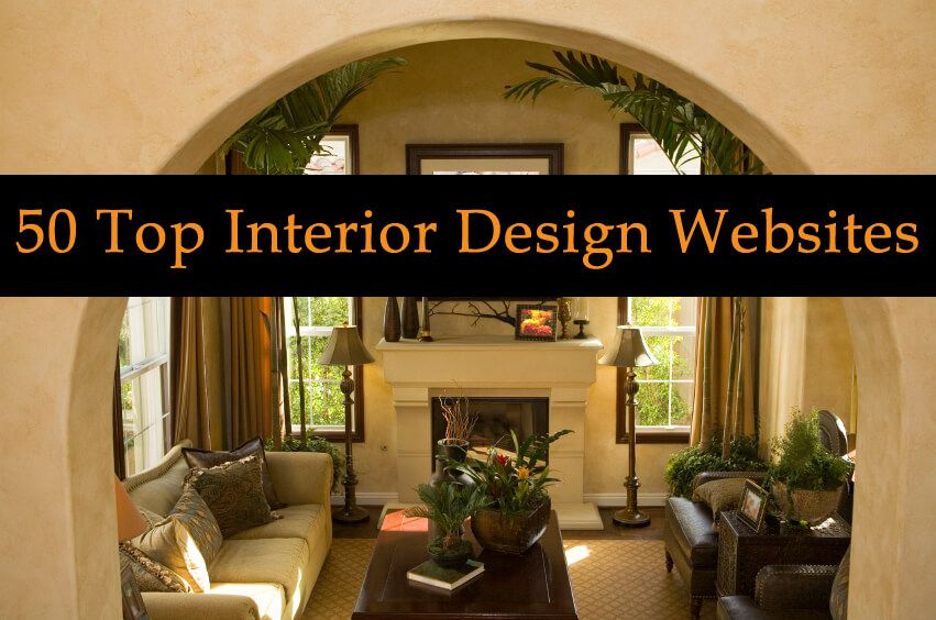 Amazing Top Interior Design Websites