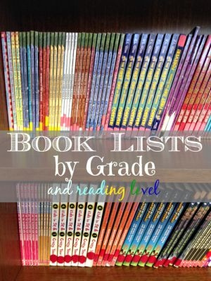 Ar book list 2nd grade
