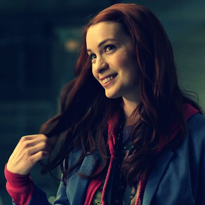 I want to know what Charlie's actual name is- it bugs me that we haven't found it out!! Charlie Bradbury/Felicia Day #Supernatural