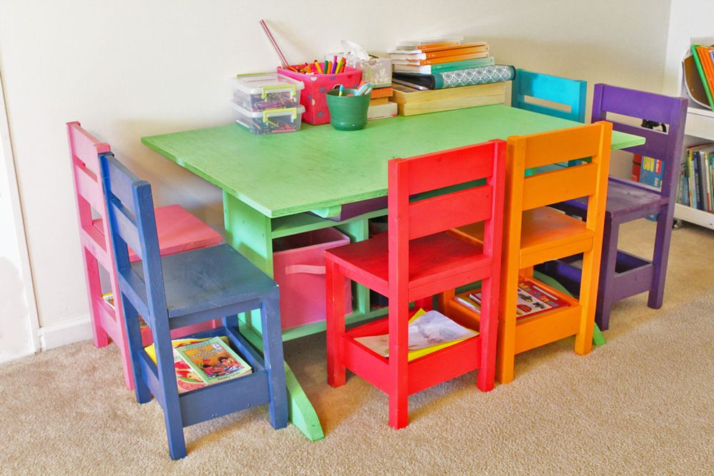 Kids Chair with Storage | Storage chair, Kids chairs ...
