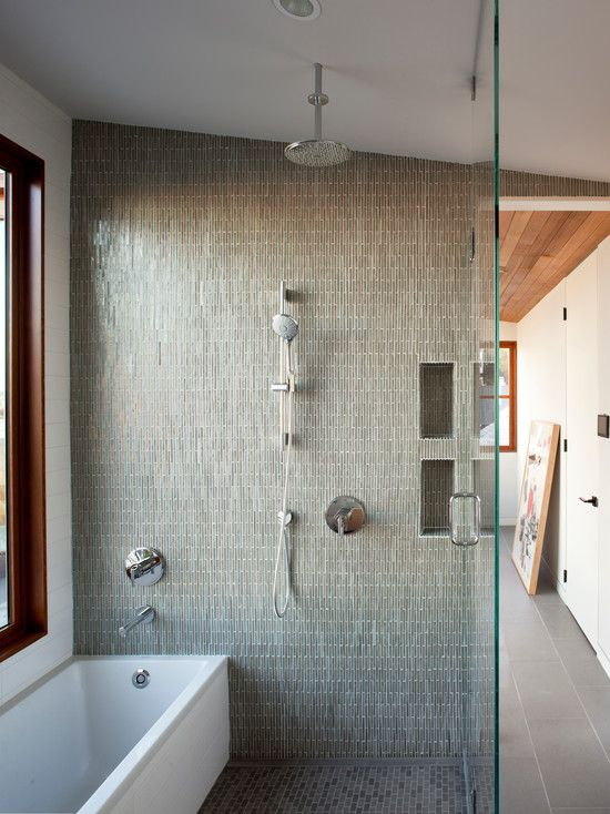 Bathroom Design Cool Contemporary Small Wet Room Ideas Also Grey Adorable Tiling Wall Design