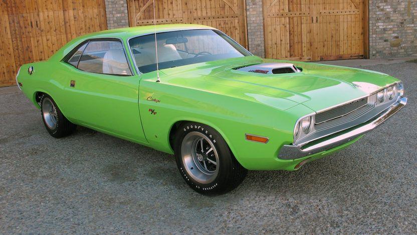 1970 Dodge Challenger R T 1 Dodge Challenger Pony Car Challenger