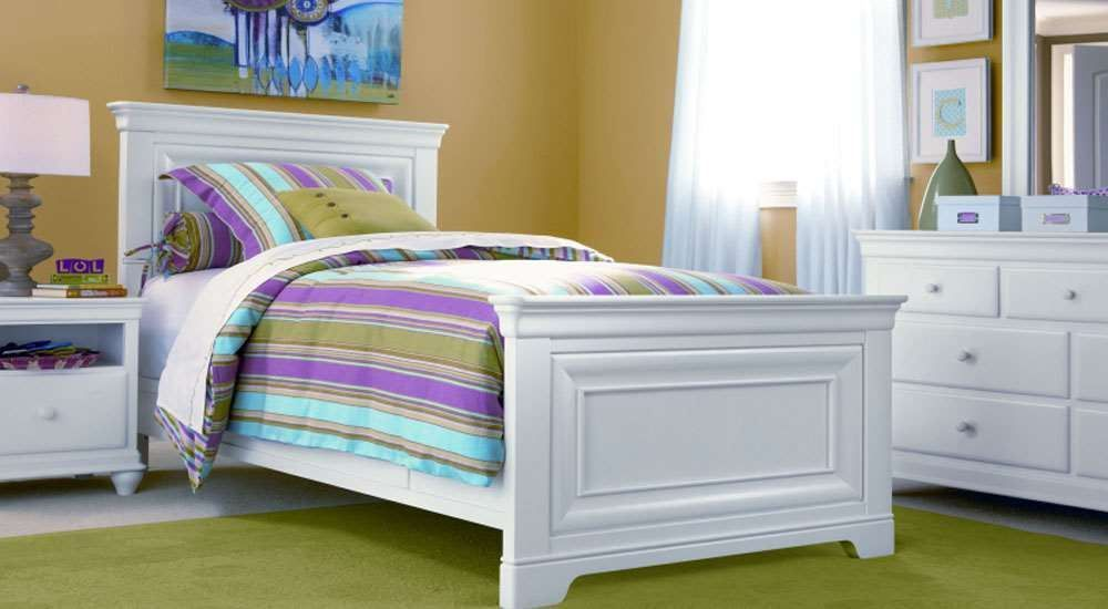 Classics White Collection at Bedrooms First Love it but a little