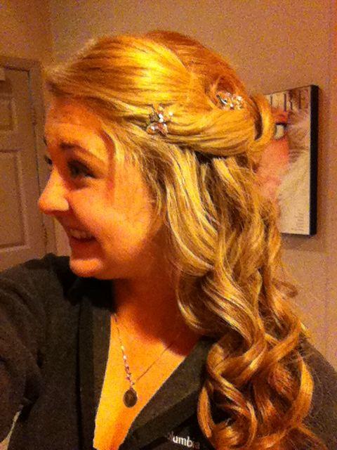 Prom hair 2013! <3