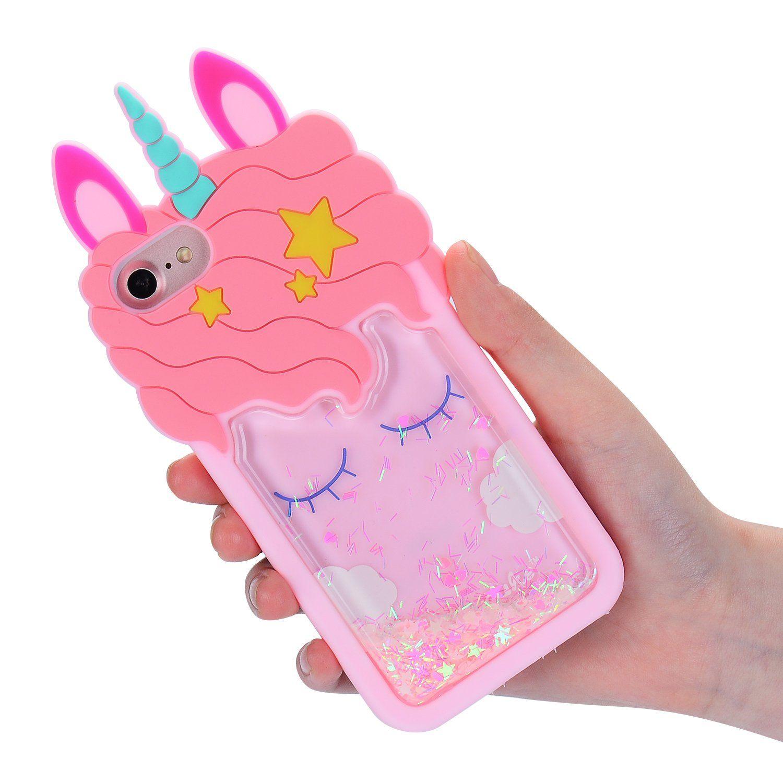 IPhone 6 Plus/6S Plus/7 Plus/8 Plus Case | Unicorn iphone case ...