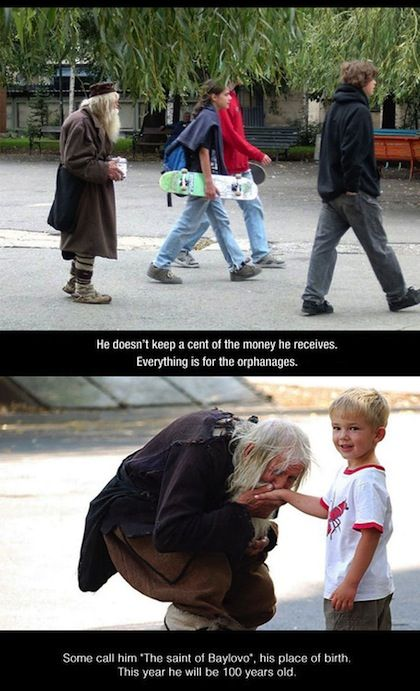 Photo of The Most Shocking Beggar of Our Time – PositiveMed