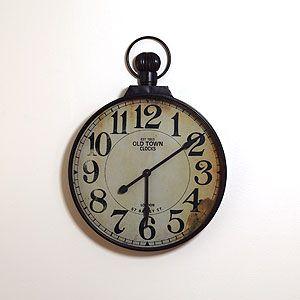 Unique Clocks Wall Clocks World Market Clock Wall Clock Old Town Clock