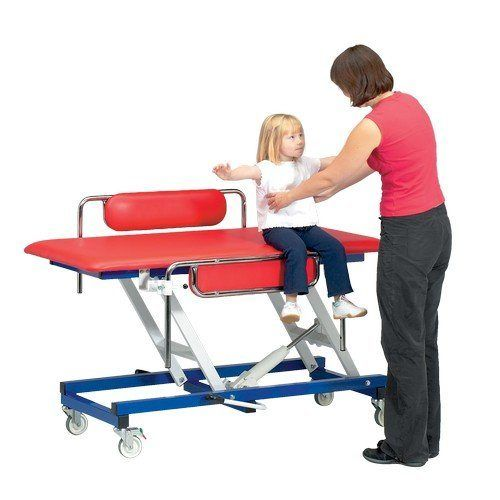 Changing Table Paediatric Including Cot Sides Hydraulic