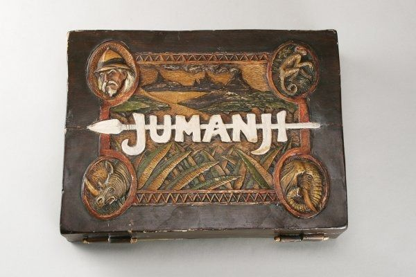 Check out You Secretly Wished Jumanji Was A Real Game from 15 Ways To Tell If You're A 90's Kid