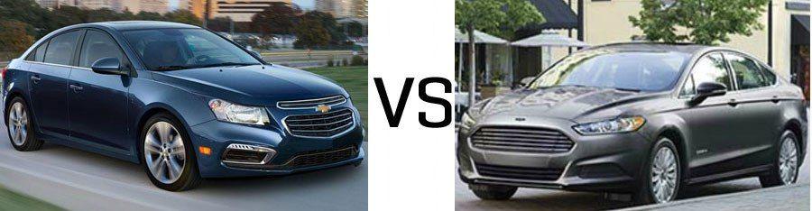 Chevy Cruze Vs Ford Fusion Http Carenara Com Chevy Cruze Vs