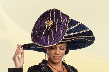 Donna Vinci Hats, 2018 church hats, Spring & Summer Large and small Donna-Vinci-Hats