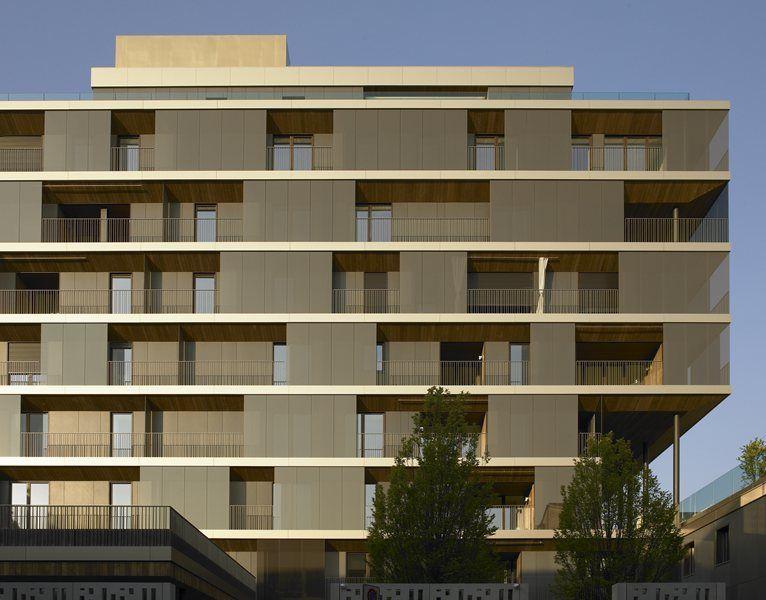 Salaino 10 residential building Milano / Italy / 2011  Antonio Citterio Patricia Viel and Parners