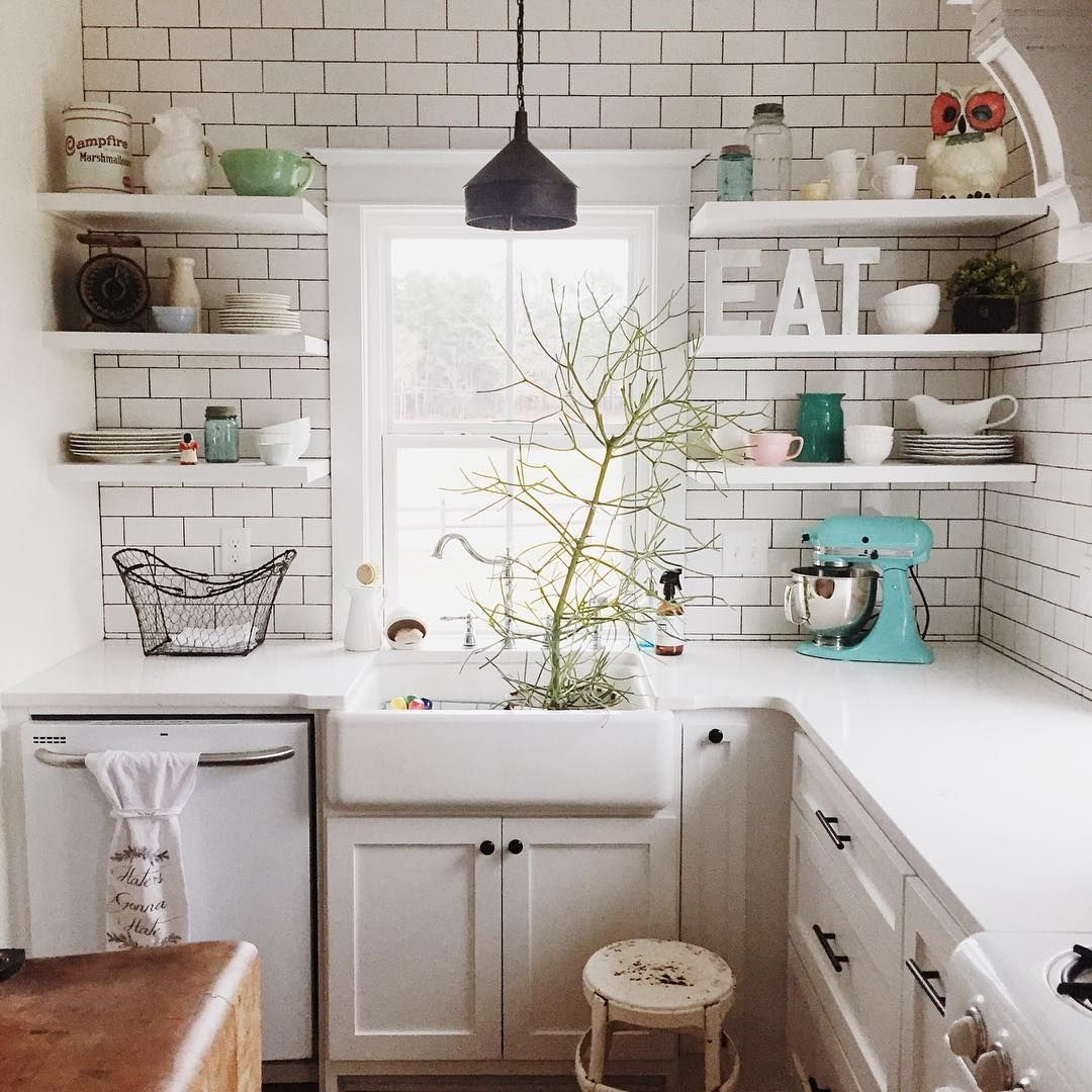 Small house plans The subway tile and