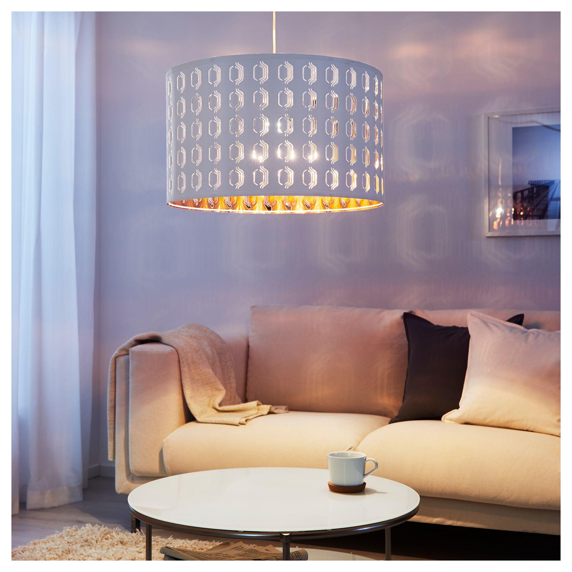 Ikea nym lamp shade home decorating ideas pinterest light ikea nym lamp shade ceiling aloadofball Choice Image