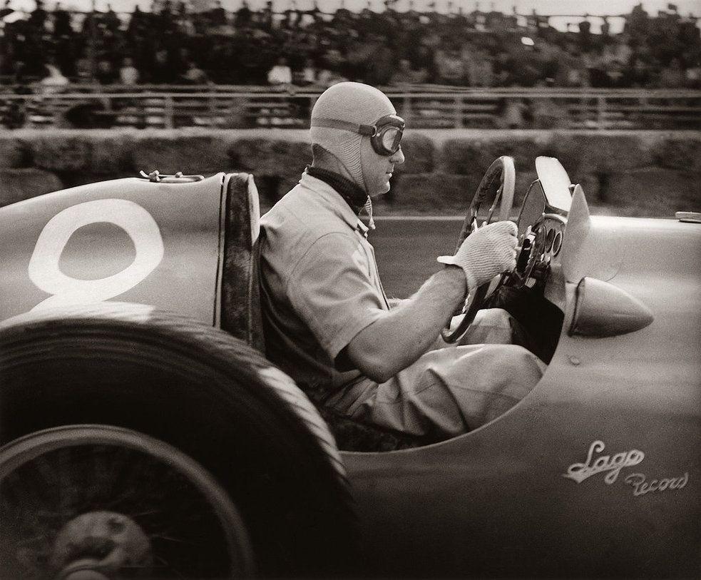 Louis Rosier (1951 Albi GP) by F1-history on DeviantArt