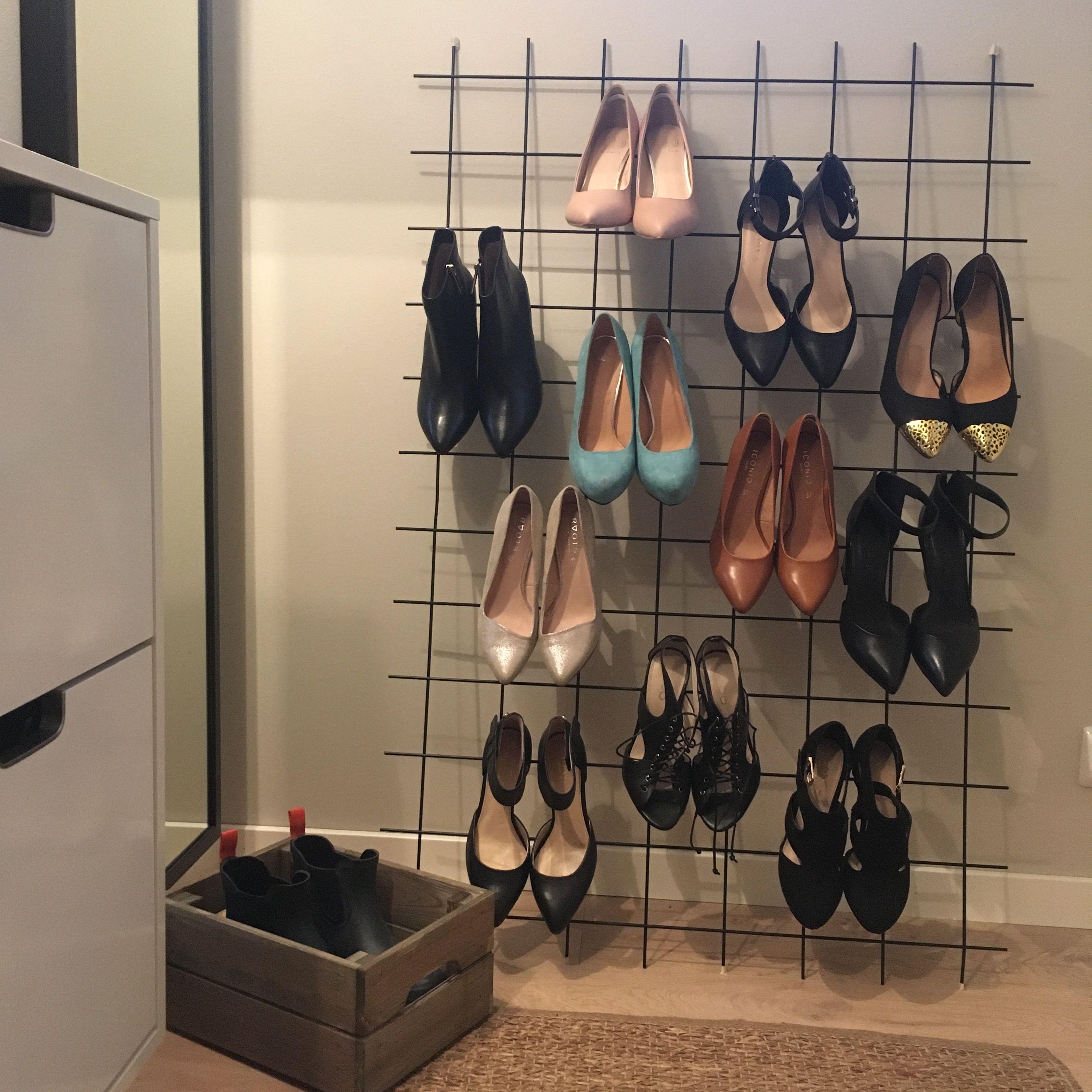 Entry way / shoes / diy
