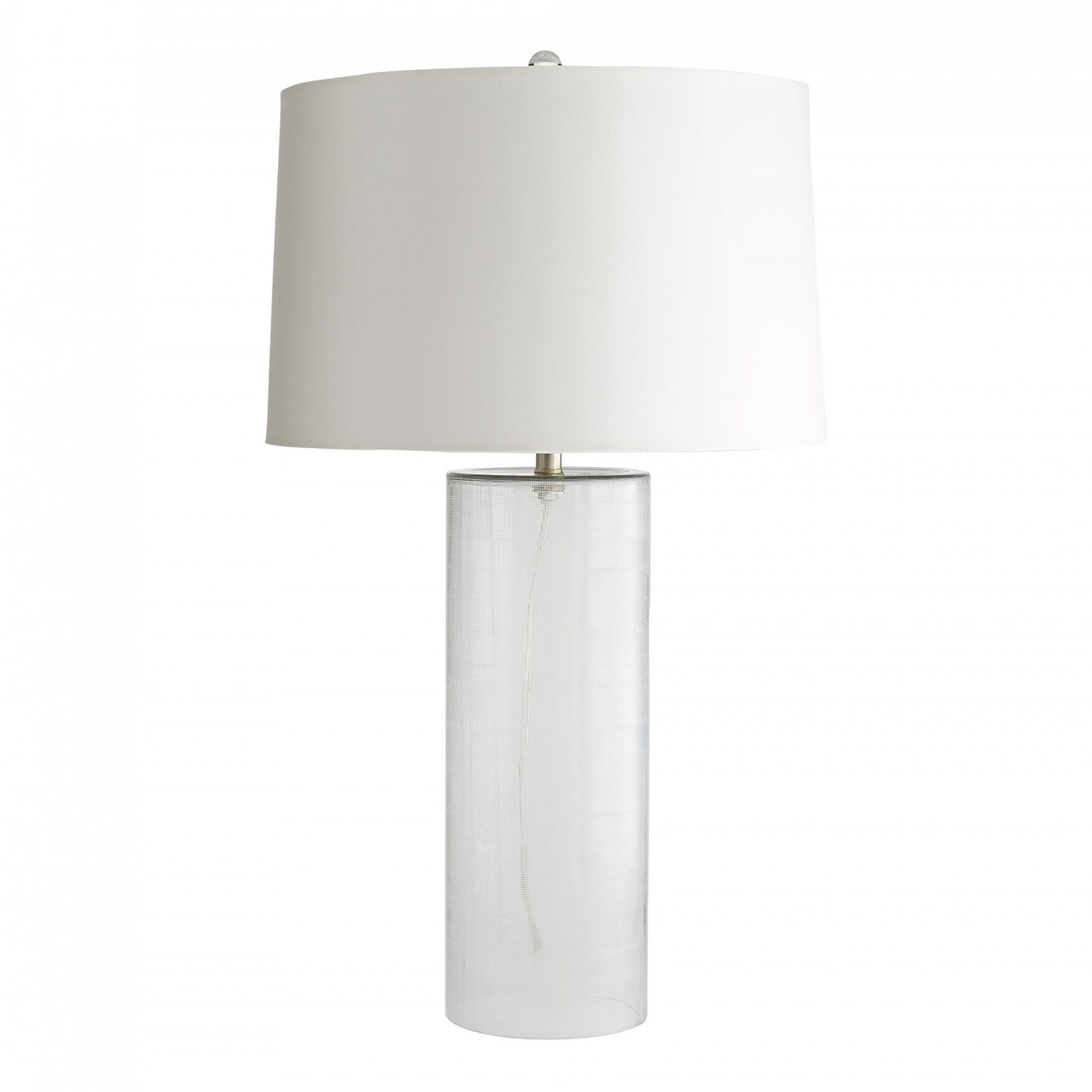 J, two on sofa console. Leigh Lamp Lamp, Table lamp