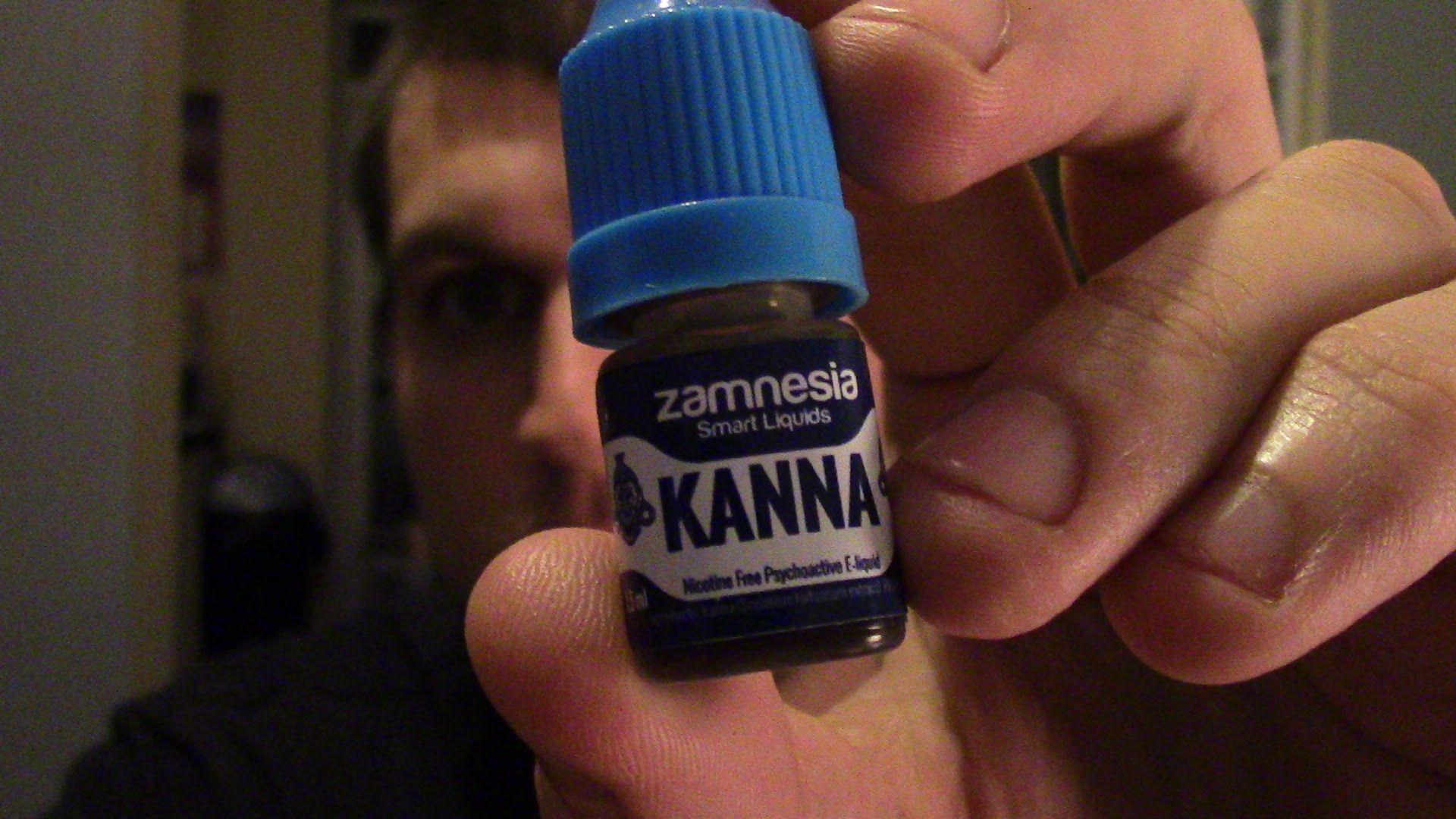 Kanna E-Liquid from Zamnesia (review)   E-Liquid Reviews