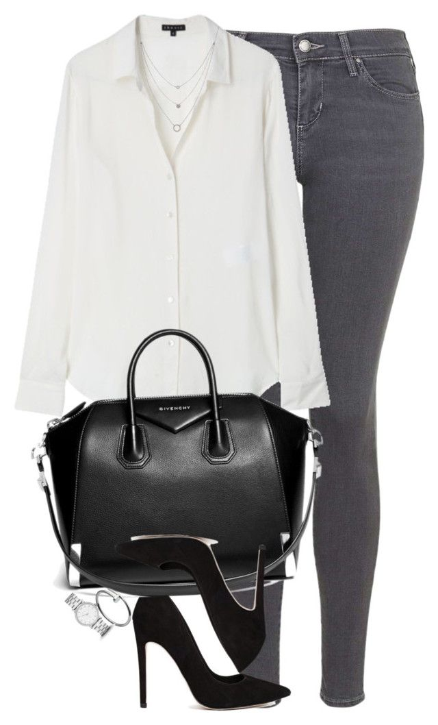 """Untitled #1155"" by lovetaytay ❤ liked on Polyvore featuring Topshop, Theory, ASOS, Givenchy, Athra Luxe and Marc by Marc Jacobs"