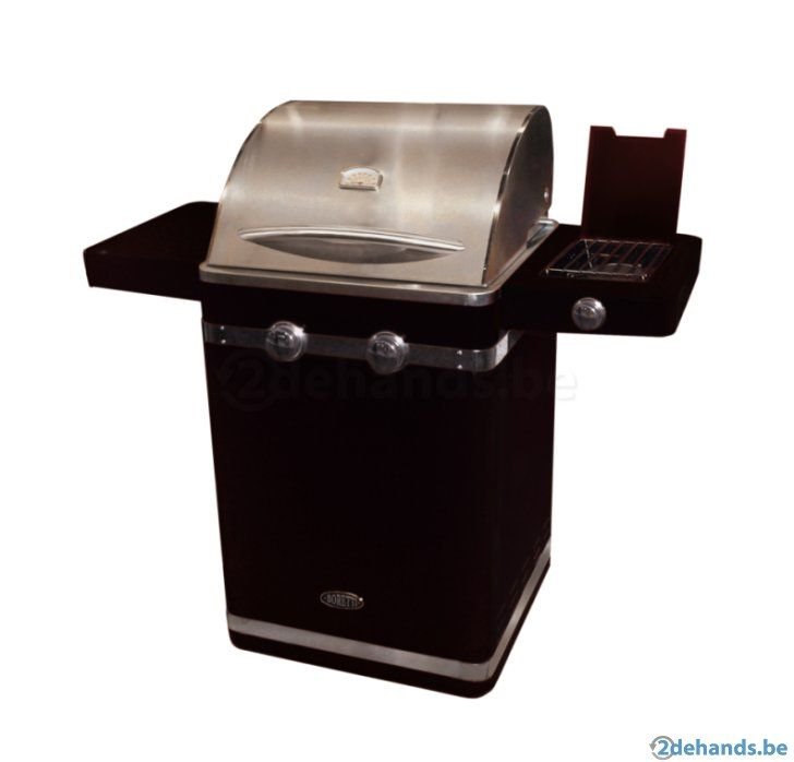 Outdoor kitchen Bernini Black van Boretti