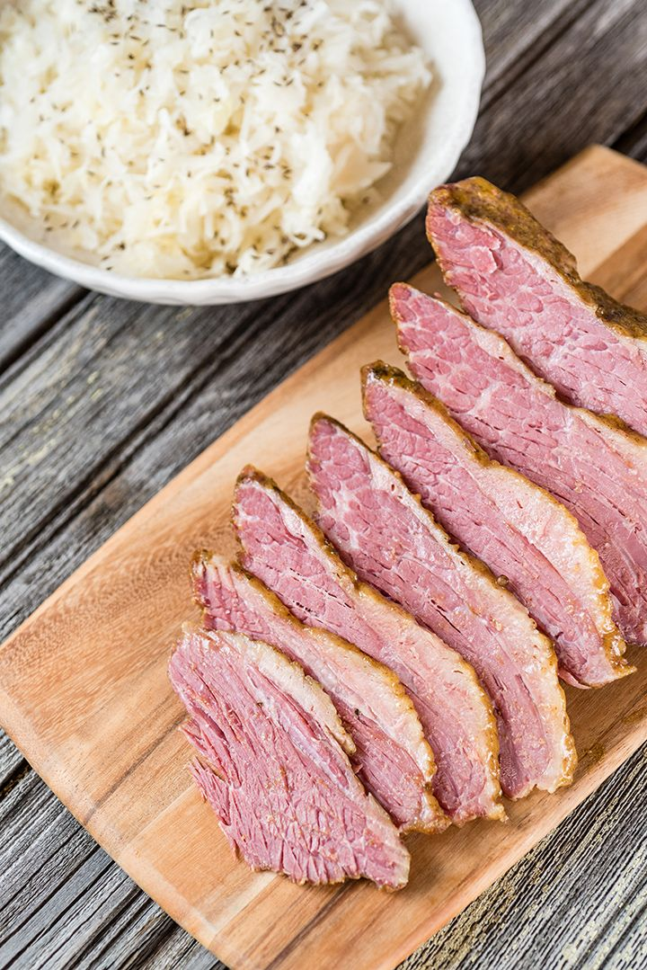 Thinly slice the corned beef. Slow Cooker Mustard Glazed Corned Beef   Slow cooker meat ...
