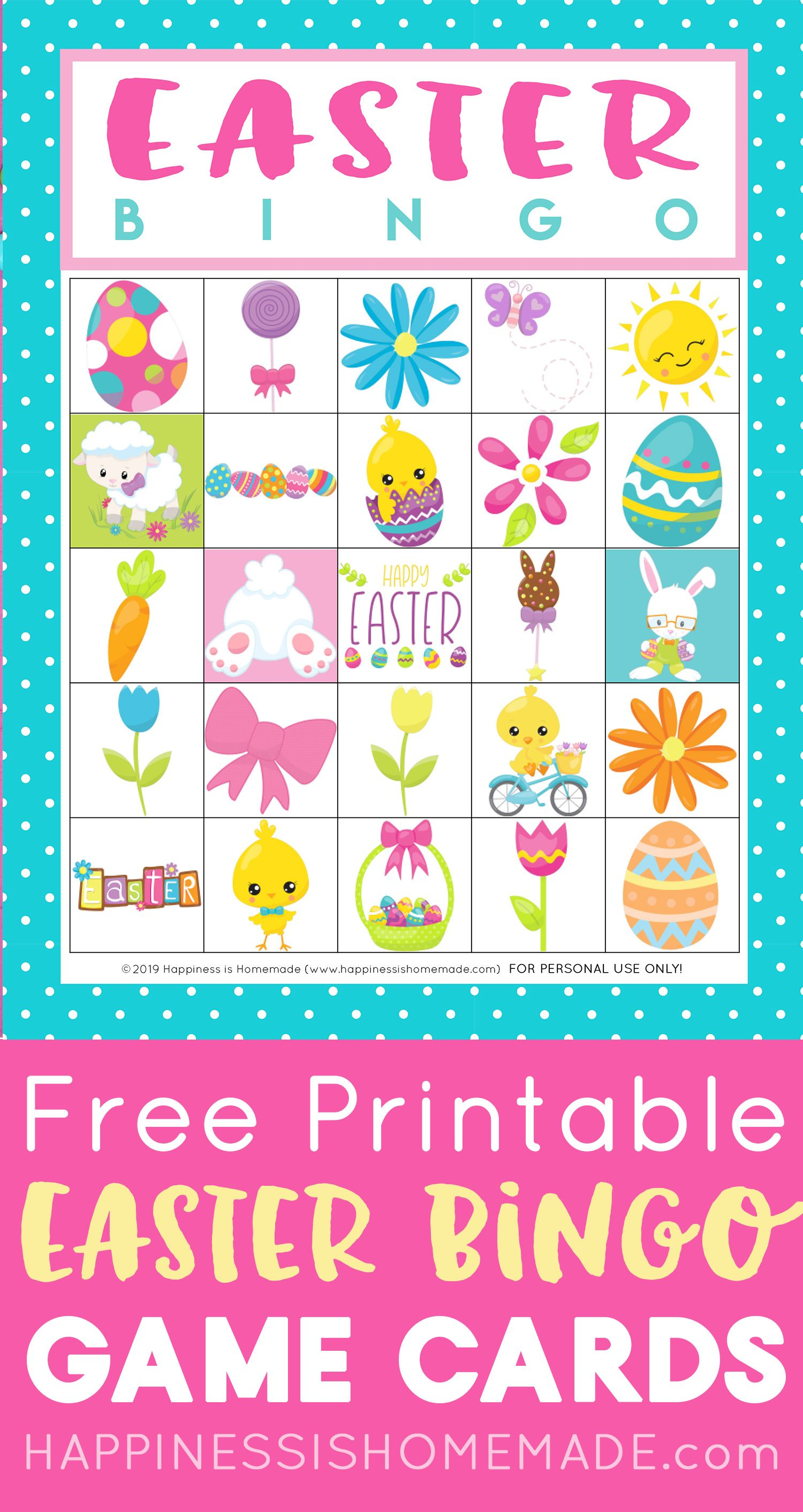 photo regarding Free Printable Easter Bingo Cards titled Absolutely free Printable Easter Bingo Sport Playing cards are a lot of exciting for
