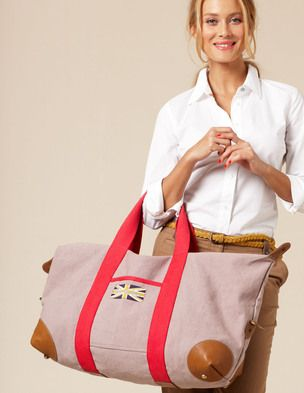 Weekender by Boden $138--I really love this. I'm not willing to spend that much. Maybe I can make some form of it though?