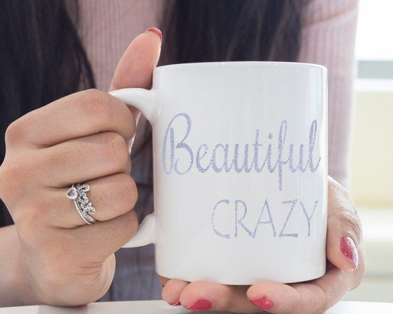 Luke Combs Her Crazy/'s Beautful Coffee Mug
