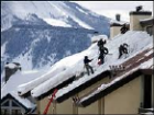 Roof Snow Removal Edmonton And Ice Dam Management Ice Dams Snow Removal Roofing Systems