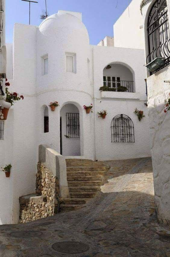 Mojacar almer a pueblos con encanto pinterest - Lugares con encanto madrid ...