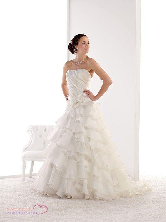 ariel wedding dress by pronuptia | Disney Princess Wedding Dress ...
