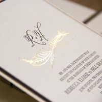 The Windmill presents invitation designs from Page Stationery. Featuring letterpress, foil stamping, eco-friendly papers and duplexing.