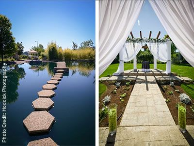 The Water Oasis Newberg Oregon Wedding Venues 4