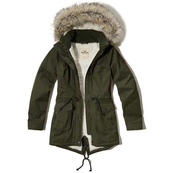 hollister coat sale