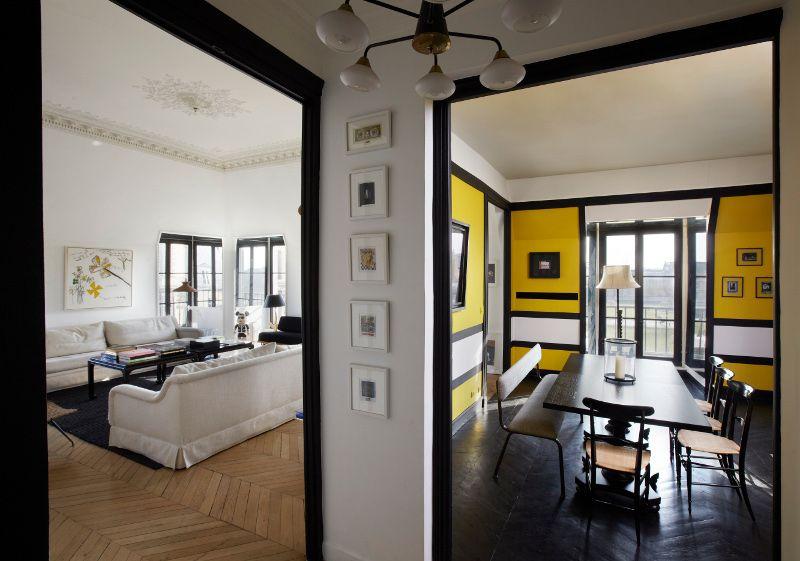 Sarah Lavoine a ouvert les portes de son propre appartement parisien