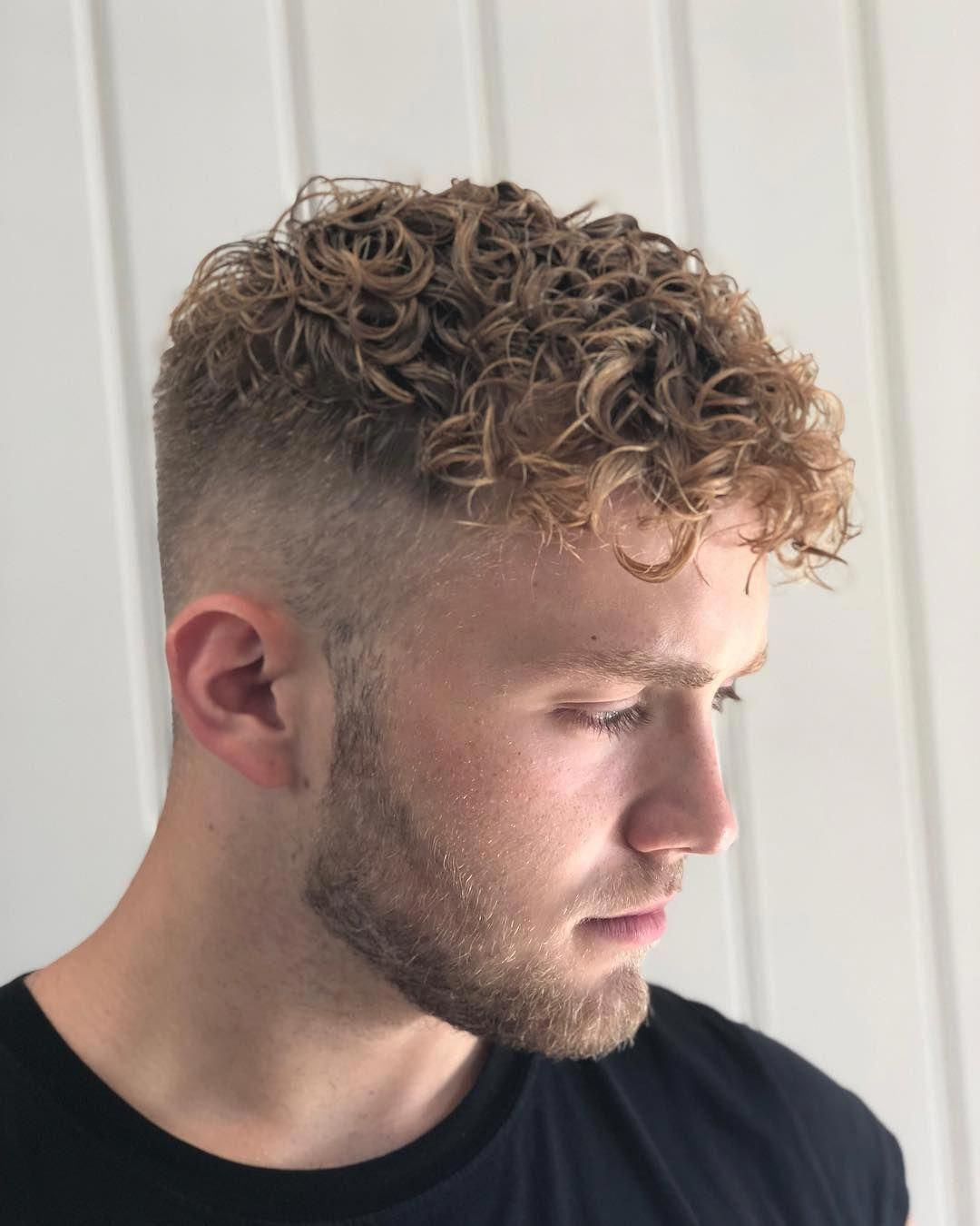 Refreshing Oscar Mcmillan Perm Perm Curls Manperm Merm Hairstyletrendsformen Short Permed Hair Permed Hairstyles Perm Curls