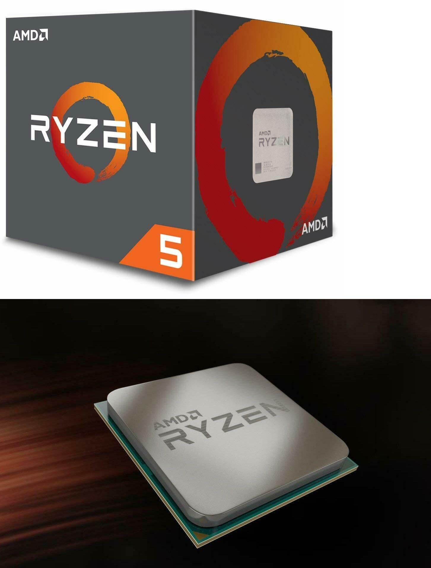 AMD RY ZEN 7 2700X 8-Core 3 7GHz 16MB Socket AM4 105W
