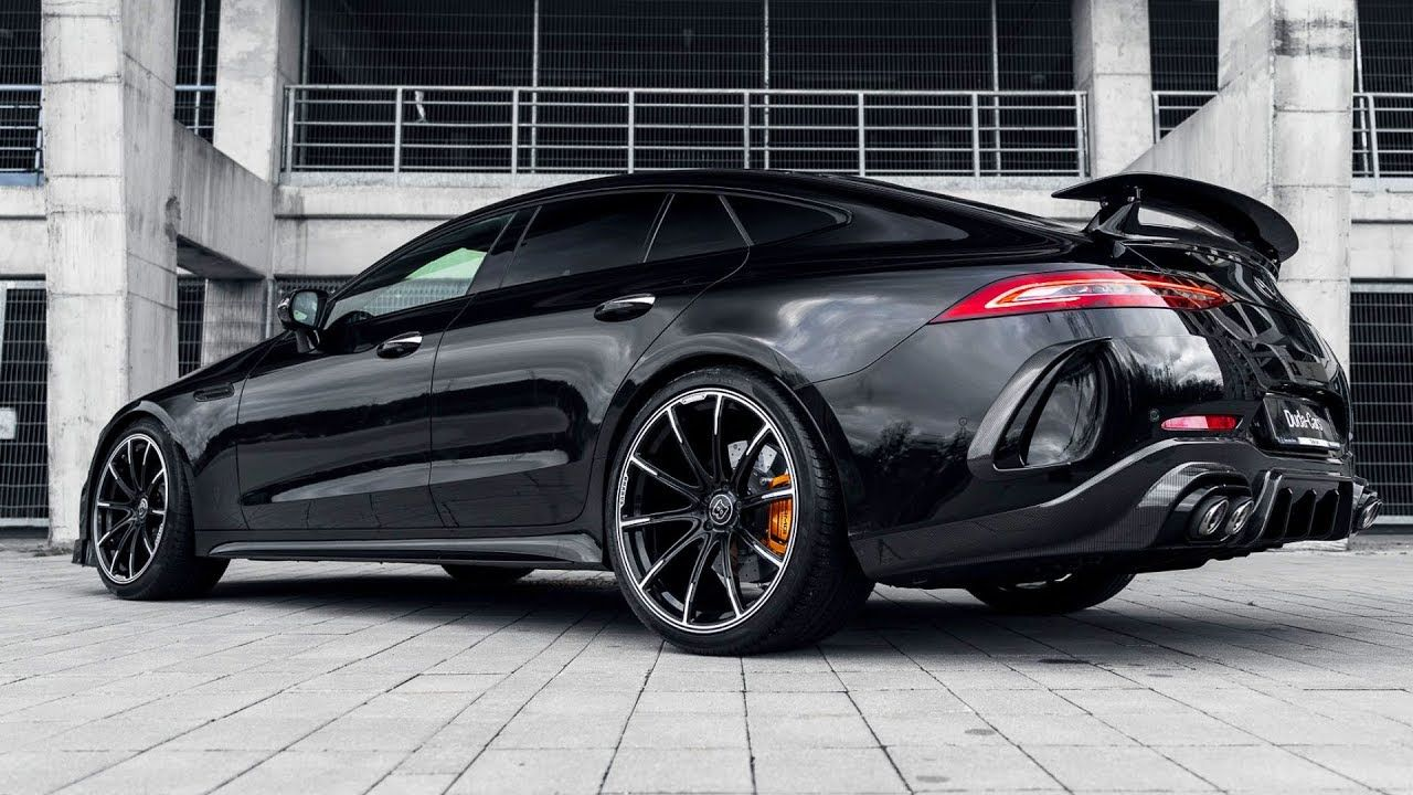 2020 Brabus 800 Based On The Mercedes Amg Gt 63 4matic 4 Door